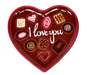 Rocklin Valentine's Chocolate
