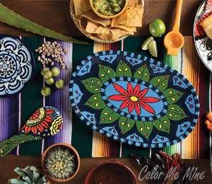 Rocklin Talavera Tableware
